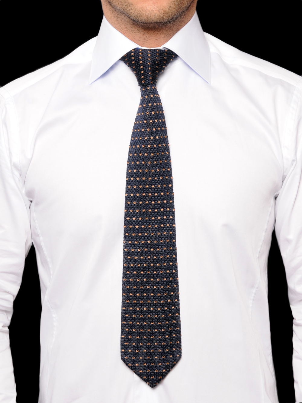 Chemise cravate homme