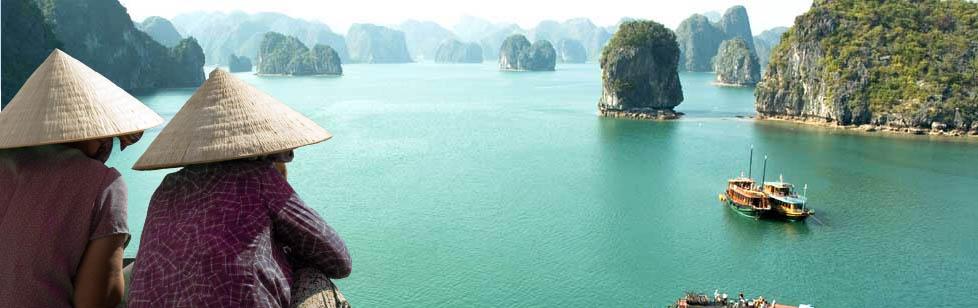 L'endroit parfait pour réserver votre futur voyage : vietnamvo.com