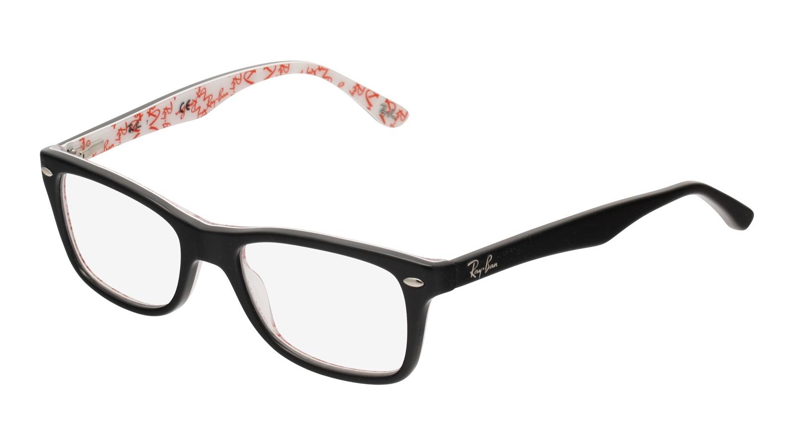 Le bon modèle de lunettes