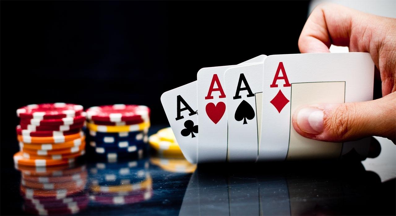 Casino en ligne, j'adore jouer au poker avec les internautes