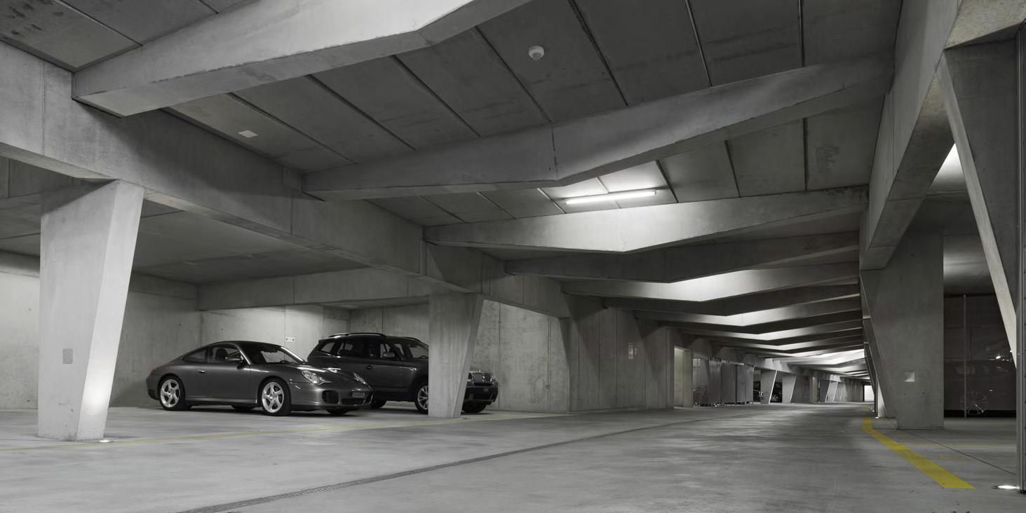 Investissement dans la location place de parking