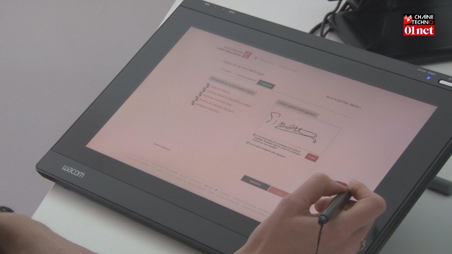 Signature électronique : une petite révolution